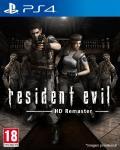 Carátula de Resident Evil HD Remaster para PlayStation 4