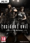 Carátula de Resident Evil HD Remaster para PC