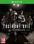 Carátula de Resident Evil HD Remaster para Xbox One