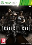 Carátula de Resident Evil HD Remaster para Xbox 360
