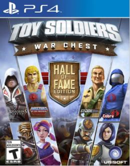 Carátula de Toy Soldiers: War Chest para PlayStation 4
