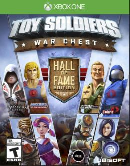 Carátula de Toy Soldiers: War Chest para Xbox One
