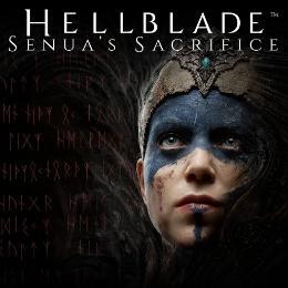 Carátula de Hellblade: Senua's Sacrifice para PlayStation 4