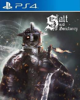 Carátula de Salt and Sanctuary para PlayStation 4