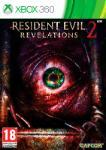 Carátula de Resident Evil: Revelations 2 para Xbox 360