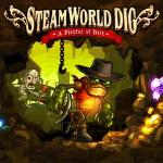 Carátula de SteamWorld Dig para PlayStation 4
