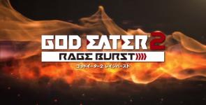Carátula de God Eater 2: Rage Burst para PlayStation Vita