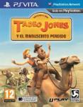 Carátula de Tadeo Jones y el manuscrito perdido para PlayStation Vita
