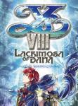Carátula de Ys VIII: Lacrimosa of Dana para PlayStation 4