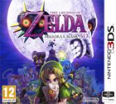 Carátula de The Legend of Zelda: Majora's Mask 3D para Nintendo 3DS