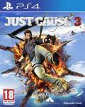Carátula de Just Cause 3 para PlayStation 4