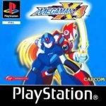 Carátula de Megaman X4