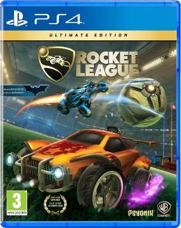 Carátula de Rocket League para PlayStation 4