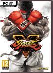 Carátula de Street Fighter V para PC
