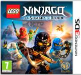 Carátula de LEGO Ninjago: La Sombra de Ronin para Nintendo 3DS