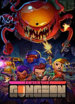 Carátula de Enter the Gungeon para PlayStation 4