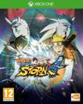 Carátula de Naruto Shippuden: Ultimate Ninja Storm 4 para Xbox One