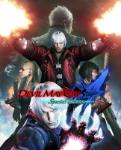 Carátula de Devil May Cry 4: Special Edition para PlayStation 4