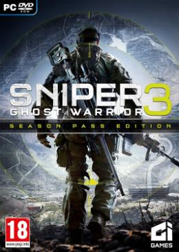 Carátula de Sniper: Ghost Warrior 3 para PC