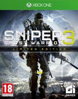 Carátula de Sniper: Ghost Warrior 3 para Xbox One
