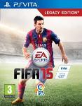 Carátula de FIFA 15 para PlayStation Vita