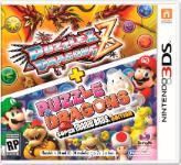Carátula de Puzzle and Dragons: Super Mario Bros. Edition para Nintendo 3DS