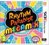 Carátula de Rhythm Paradise Megamix