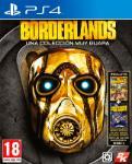Carátula de Borderlands: Una colección muy guapa para PlayStation 4