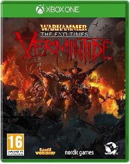 Carátula de Warhammer: End Times - Vermintide para Xbox One