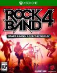 Carátula de Rock Band 4 para Xbox One