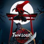 Carátula de Twin Souls: The Path of Shadows para PlayStation 4