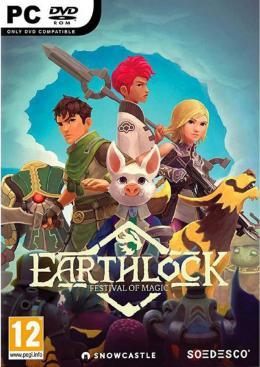 Carátula de Earthlock: Festival of Magic para PC