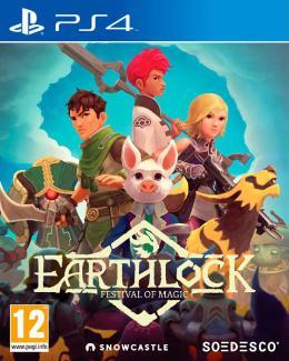Carátula de Earthlock: Festival of Magic para PlayStation 4