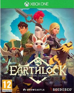 Carátula de Earthlock: Festival of Magic para Xbox One