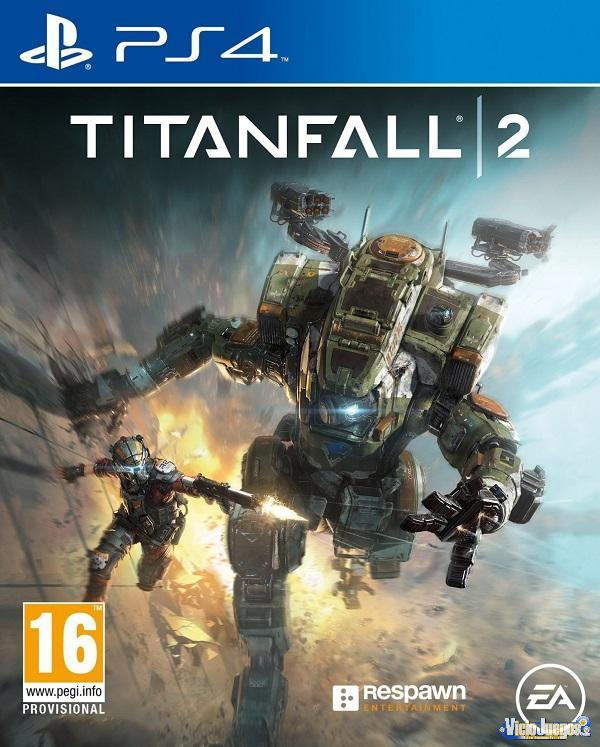 Todas Las Caratulas O Portadas Del Videojuego Titanfall 2 Para