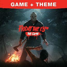 Carátula de Friday the 13th: The Game para PlayStation 4