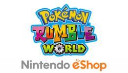 Carátula de Pokémon Rumble World para Nintendo 3DS