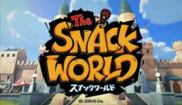 Carátula de The Snack World para Nintendo 3DS