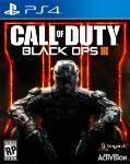 Carátula de Call of Duty: Black Ops III para PlayStation 4