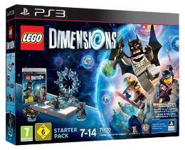Carátula de LEGO Dimensions para PlayStation 3