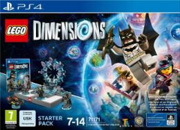 Carátula de LEGO Dimensions para PlayStation 4