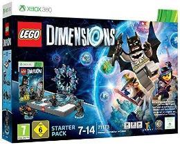 Carátula de LEGO Dimensions para Xbox 360