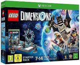 Carátula de LEGO Dimensions para Xbox One