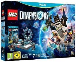 Carátula de LEGO Dimensions para Wii U