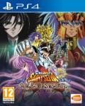 Carátula de Saint Seiya: Soldiers' Soul para PlayStation 4
