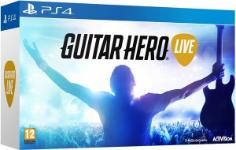 Carátula de Guitar Hero Live para PlayStation 4