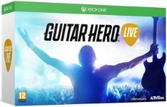 Carátula de Guitar Hero Live para Xbox One
