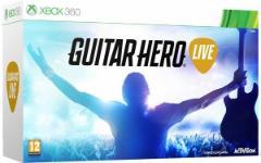 Carátula de Guitar Hero Live para Xbox 360