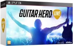 Carátula de Guitar Hero Live para PlayStation 3