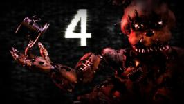 Carátula de Five Nights at Freddy's 4 para PC
